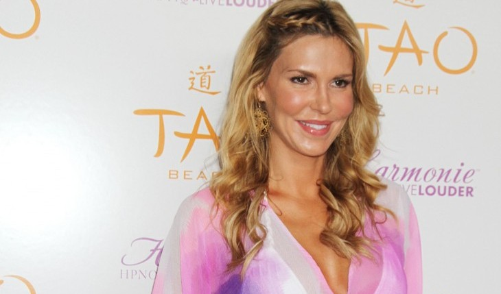 Cupid's Pulse Article: Brandi Glanville Has Quickie Wedding in Las Vegas
