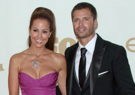 Cupid's Pulse Article: Brooke Burke Has Decided to Take David Charvet's Last Name