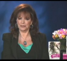 Video Exclusive: Jackie Collins Talks About New Book, Goddess of Vengeance