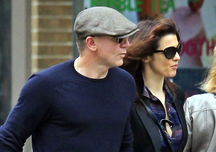 Cupid's Pulse Article: Rachel Weisz Talks Babies With Daniel Craig