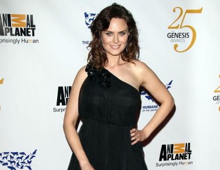 Cupid's Pulse Article: Emily Deschanel Welcomes First Child on Vegan Diet