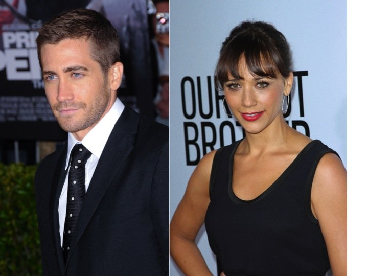 Cupid's Pulse Article: Jake Gyllenhaal Spends Time With Three Eligible Women In One Week
