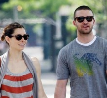 Justin Timberlake and Jessica Biel Lend a Hand Post-Hurricane Sandy