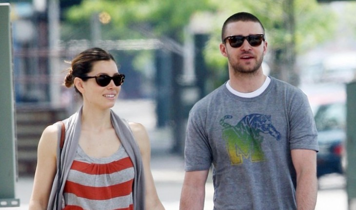 Famous Couples That Workout Together: Jessica Biel and Justin Timberlake