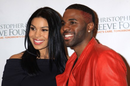 Jordin Sparks and Jason Derulo. Photo: Diane Cohen/FAMEFLYNET PICTURES