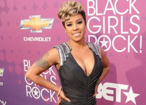 Keyshia Cole. Photo: Aaron J. Thornton / PR Photos