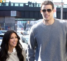 Kim Kardashian's Boyfriend Kris Humphries Not Jealous of Super Bowl Ad