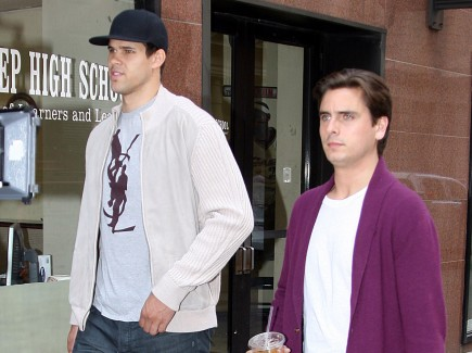 Cupid's Pulse Article: Kris Humphries Bonds With Scott Disick