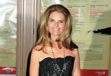 Maria Shriver. Photo: Janet Mayer / PR Photos