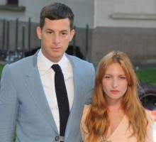 Mark Ronson and Wife Honor Amy Winehouse at Wedding