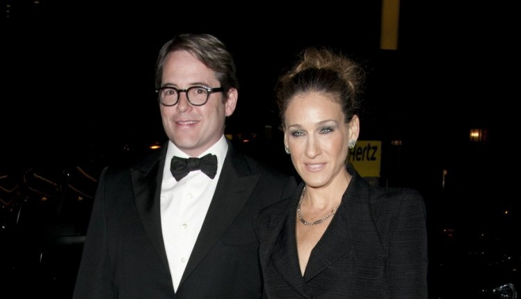 Cupid's Pulse Article: An Introduction for a Lifetime: Sarah Jessica Parker and Matthew Broderick