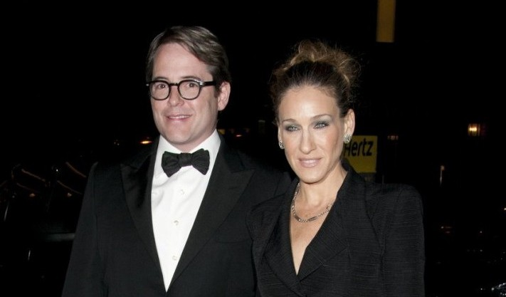 Cupid's Pulse Article: Sarah Jessica Parker Opens Up About Marriage to Matthew Broderick