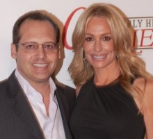 Real Housewives Stars Taylor Armstrong and Husband File for Divorce