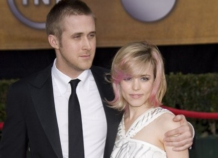 Ryan Gosling and Rachel McAdams. Photo: Chris Hatcher / PR Photos