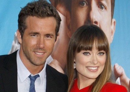 Cupid's Pulse Article: Ryan Reynolds Is Dating Olivia Wilde