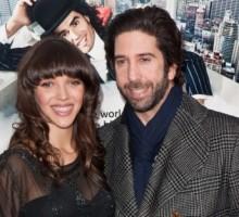'Friends' Alum David Schwimmer and Zoe Buckman Renew Wedding Vows