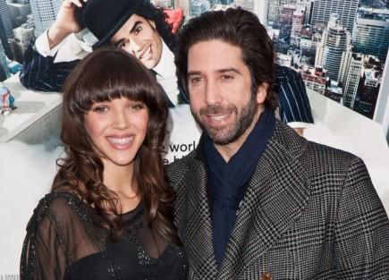 Cupid's Pulse Article: 'Friends' Alum David Schwimmer and Zoe Buckman Renew Wedding Vows