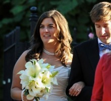 Cate Edwards Marries College Sweetheart