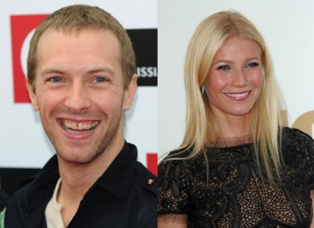 Chris Martin and Gwyneth Paltrow. Photo: Solarpix / PR Photos; Andrew Evans / PR Photos