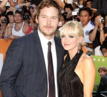 Anna Faris And Chris Pratt Welcome Child