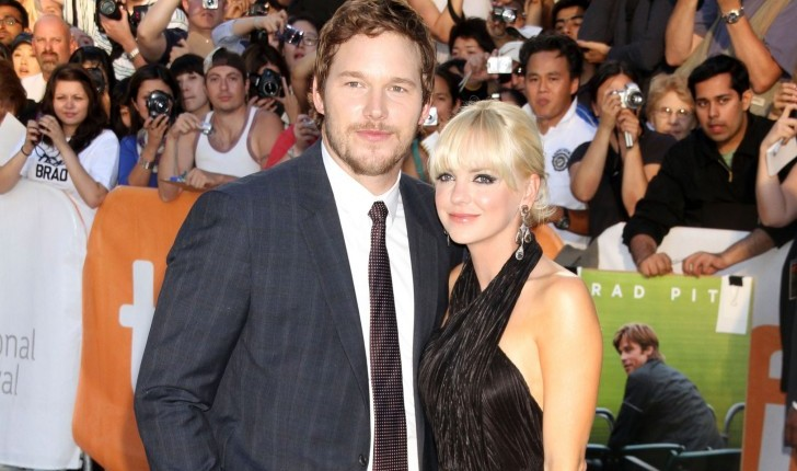 Cupid's Pulse Article: Anna Faris And Chris Pratt Welcome Child