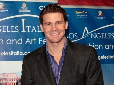 David Boreanaz. Photo: Tina Gill / PR Photos