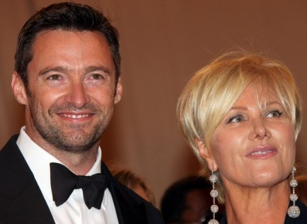 Cupid's Pulse Article: Hugh Jackman's Wife Doesn't Like Her Man Too Buff