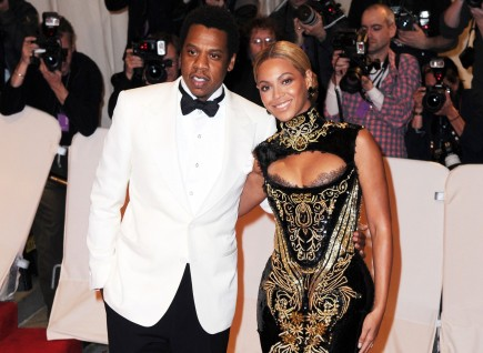Jay-Z and Beyonce. Photo: RAM/Fame Pictures