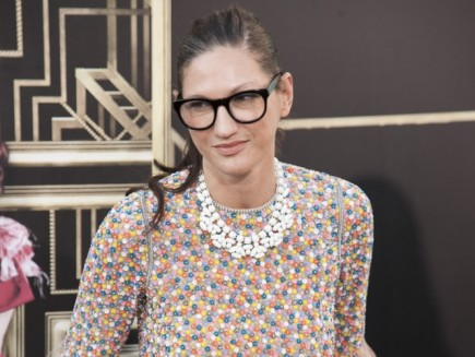 Cupid's Pulse Article: Rumor: J.Crew Trendsetter Jenna Lyons Leaves Husband for a Woman