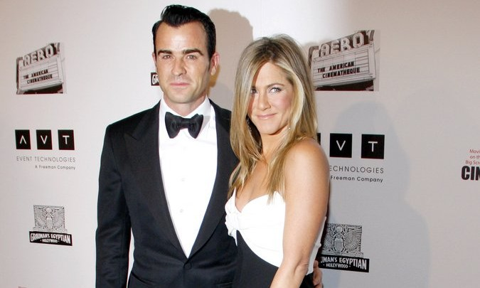 Cupid's Pulse Article: Celebrity Couple Jennifer Aniston and Justin Theroux Push Back Wedding Because of Celebrity Ex Brad Pitt