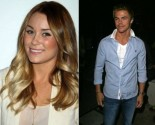 Lauren Conrad Has a Friendly Run-In with Ex-Boyfriend Derek Hough