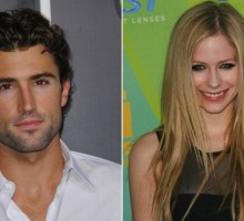 Avril Lavigne Parties With Boyfriend AND Ex