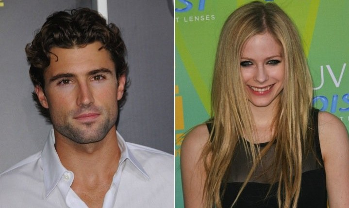 Cupid's Pulse Article: Avril Lavigne Parties With Boyfriend AND Ex