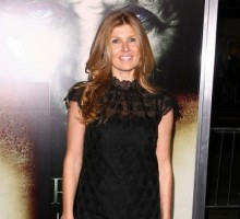 "Connie Britton: ""Being a Single Mom Is Challenging"""