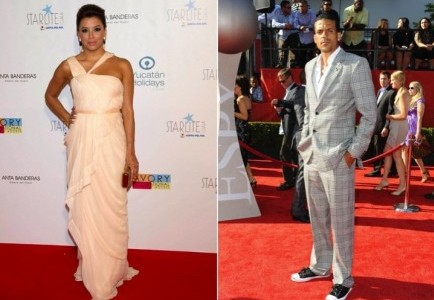 Cupid's Pulse Article: Eva Longoria Is Not Dating Matt Barnes, Despite Rumors