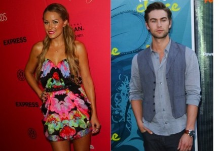 Cupid's Pulse Article: Lauren Conrad Is Caught Kissing Chace Crawford