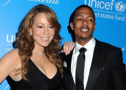 Mariah Carey and Nick Cannon. Photo: Janet Mayer / PR Photos