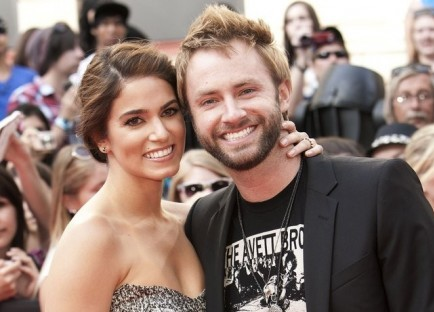 Nikki Reed and Paul McDonald. Photo: Robin Wong / PR Photos