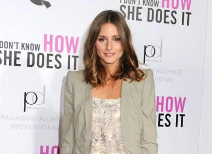 Olivia Palermo. Photo: Janet Mayer / PR Photos