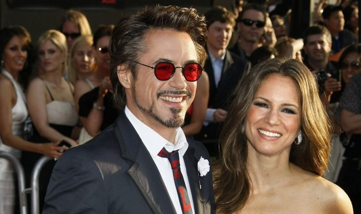 Cupid's Pulse Article: Robert Downey Jr. Takes Pregnant Wife On Vacation