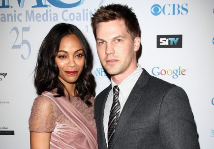 Cupid's Pulse Article: Zoe Saldana and Keith Britton Split After 11 Years