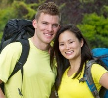 Engaged Couple Ernie Halvorsen and Cindy Chiang Win The Amazing Race