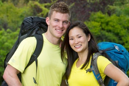 Cupid's Pulse Article: Engaged Couple Ernie Halvorsen and Cindy Chiang Win The Amazing Race