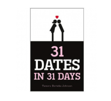 Author Discovers New Outlook about Love by Going on '31 Dates in 31 Days'