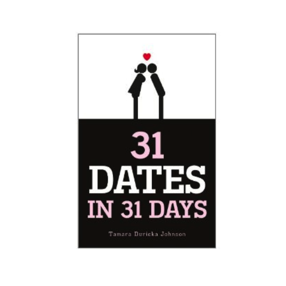Cupid's Pulse Article: Author Discovers New Outlook about Love by Going on '31 Dates in 31 Days'