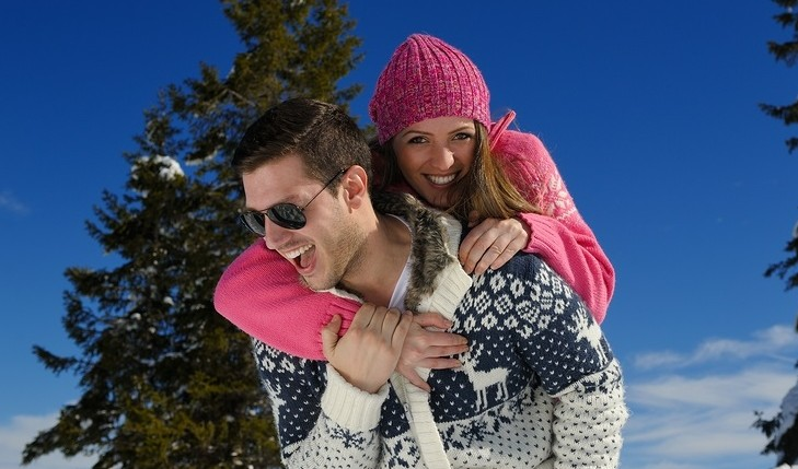 Cupid's Pulse Article: Top 10 Romantic Winter Getaways