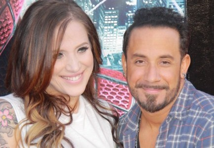 Cupid's Pulse Article: Backstreet Boys Singer A.J. McLean Ties the Knot