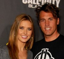 Celebrity Parents: Audrina Patridge Says Progress Has Been Made in Co-Parenting with Corey Bohan