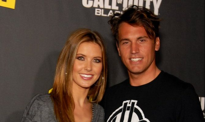 Cupid's Pulse Article: Audrina Patridge Says Cameras Are Off and Love Life Is On