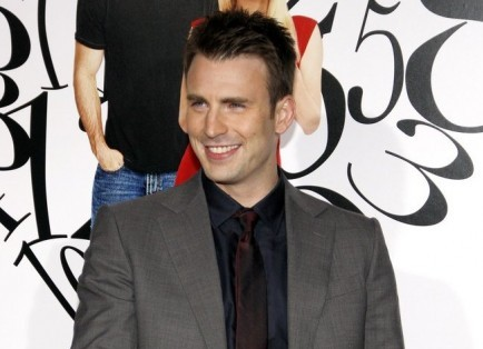 Cupid's Pulse Article: Chris Evans Shares What He Wants In a Woman